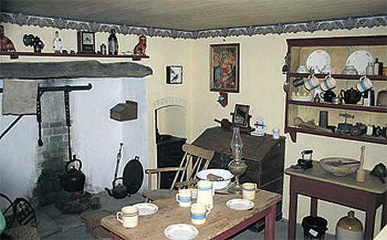 Irish Agricultural Museum has opened a new exhibition of 'country kitchens'