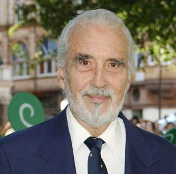 Dracula was memorably played by actor Christopher Lee in numerous Hammer films.