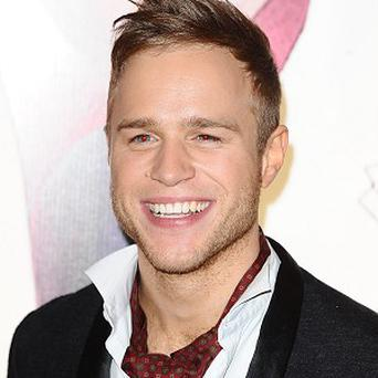 Olly Murs reckons the live audience helped him get through The X Factor auditions