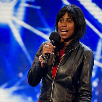 TV bosses have axed contestant Shirlena Johnson from The X Factor over fears about her health (Ken McKay/ITV)