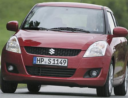 The Swift has retained its classy looks.