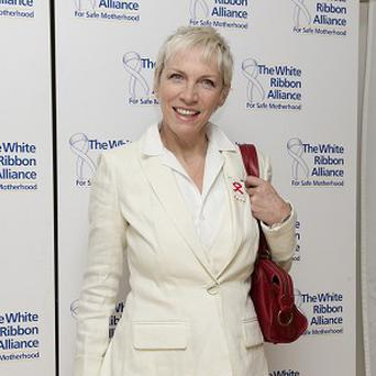 Annie Lennox will release A Christmas Cornucopia in November