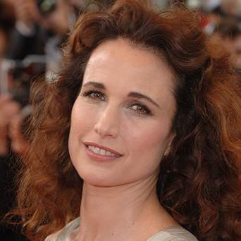 Andie MacDowell looks set to star in the Footloose remake