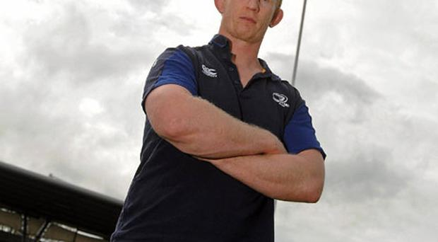 Leo Cullen is one of the senior Leinster players who will have to watch from the sidelines as he continues his recovery from a dislocated shoulder.