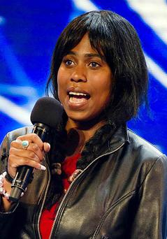 Shirlena Johnson, the single mother from east London was booted from the ITV talent show after concerns were raised about her mental health
