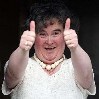 Susan Boyle will sing for the Pope in Glasgow