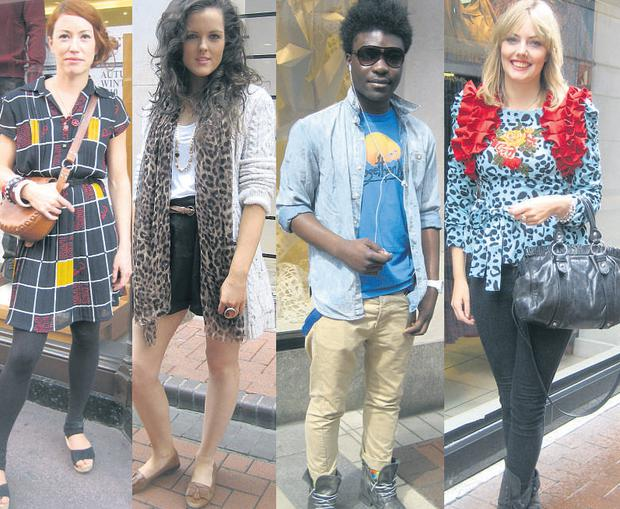 7c311da31d4 The way we wear  The style message from the street - Independent.ie