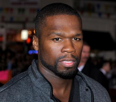 50 Cent is incredibly charming. Photo: Getty Images