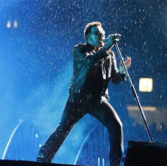 U2 were fined for performing too loudly in Barcelona