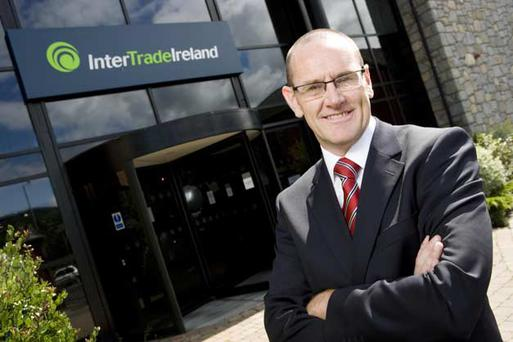 Connor Sweeney of InterTradeIreland