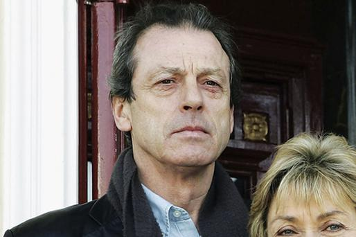 Leslie Grantham is starring in a Bulgarian television programme, The English Neighbour, about a chemist who retires to a remote village in the east European state. Photo: Getty Images