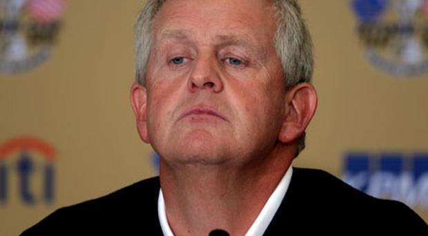 Colin Montgomerie. Photo: Getty Images