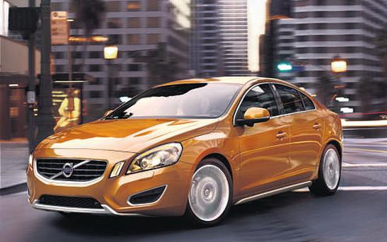 WORTHY COMPETITOR: The classy Volvo S60 offers real competition in the premium sector