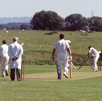 Amateur cricketers in Bedfordshire have set the record for the longest match