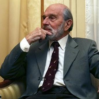 George Blake, pictured in 2007 (AP)