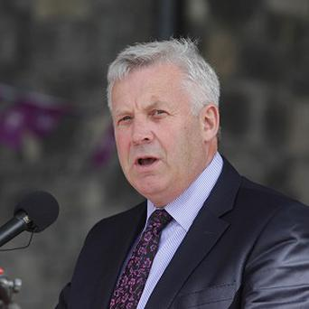 Fergus O'Dowd said Ireland is 'the perfect place' for US-based technology companies to locate their international operations
