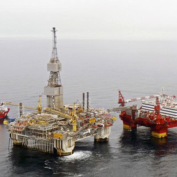 Workers have been evacuated from the Statoil hotel rig Floatel Superior (AP/Statoil)
