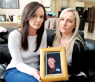 June and Orla Gallagher are appealing for information about the murder of their father Michael Gallagher 5 years ago.