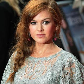 Isla Fisher is relieved she was rejected for some dodgy film roles