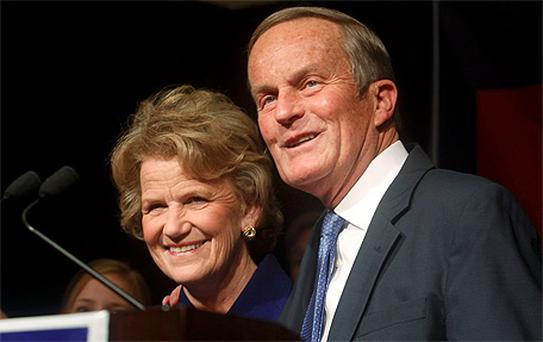 Tea Party candidate Todd Akin