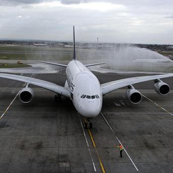 The cost of repairs to A380 superjumbos has hit profits at Airbus parent EADS