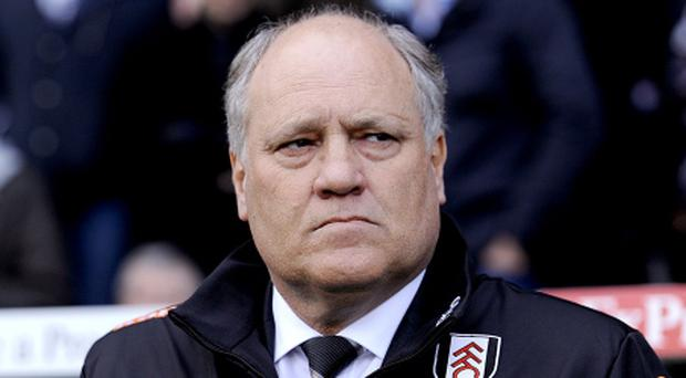Martin Jol no longer thinks Arsenal are competing on the same playing field as Premier League giants