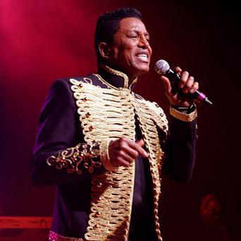 Jermaine Jackson wants to change his famous last name to Jacksun (AP pic)