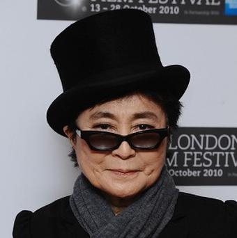 Yoko Ono will be curating the next Meltdown Festival