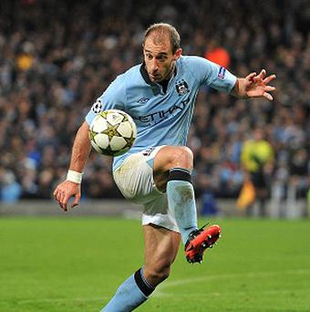 Pablo Zabaleta is not taking anything for granted against Tottenham's striking quality