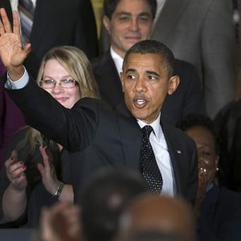 President Barack Obama can finally claim election victory in Florida (AP)