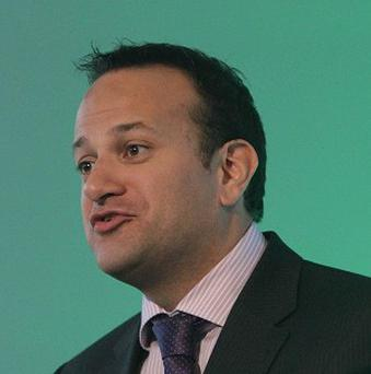Transport Minister Leo Varadkar said 'no government is more powerful than Mother Nature'