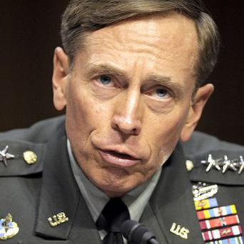 David Petraeus has resigned as director of the CIA (AP)