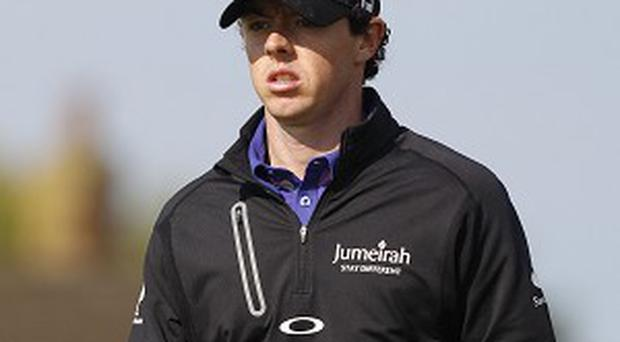 Rory McIlroy fired a closing 65 to climb the leaderboard on the final day of the Singapore Open