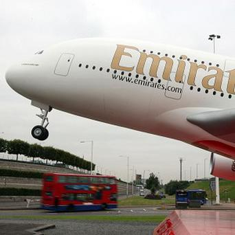 Passengers on an Emirates Sydney, Australia, to Dubai made an emergency landing shortly after taking off