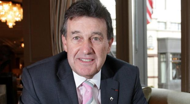 Bill Cullen has consented to a €8.2m judgment.