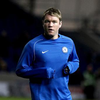 Grant McCann will not feature for Northern Ireland on Wednesday