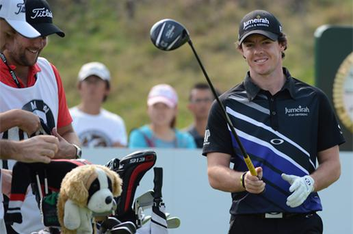McIlroy's domination on both the European and US Tours in 2012 heralds a new era in golf.