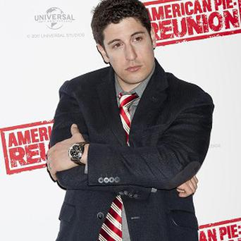 Jason Biggs has to fight to get more dramatic roles