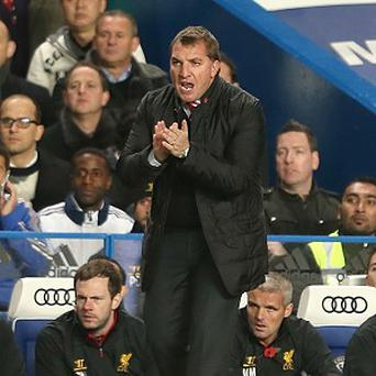 Brendan Rodgers knows Liverpool are a work in progress
