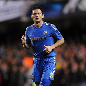 Frank Lampard has been linked with a lucrative move to China