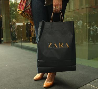 Zara's owner Amancio Ortega was named third richest person in the world last week