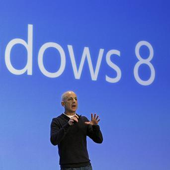 Steven Sinofsky is leaving Microsoft just weeks after the release of Windows 8 (AP)