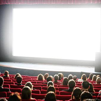 Cinemagoers are fed up with people talking and eating loudly while they try and watch a film