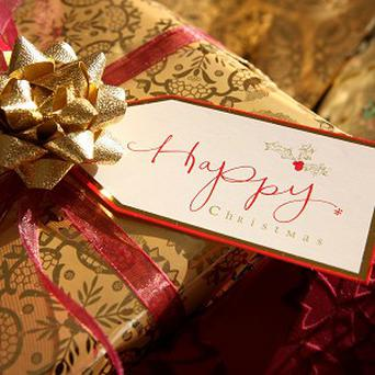 Around 51pc of consumers say they will give a gift voucher as a Christmas present