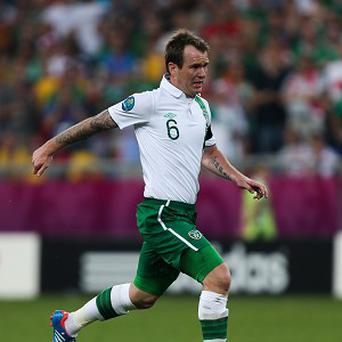 Glenn Whelan, pictured, hopes boss Giovanni Trapattoni can continue the revival in fortunes