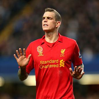 Daniel Agger has withdrawn from international duty in order to rest a groin problem