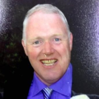 David Black was killed as he drove to work at Maghaberry prison in Co Antrim.