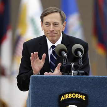 David Petraeus resigned from the CIA last week after acknowledging an extramarital affair (AP)
