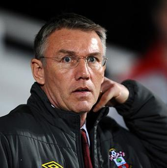 Nigel Adkins hopes he is given more time as Southampton manager