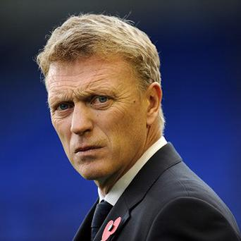 Everton boss David Moyes is not in the market for new signings